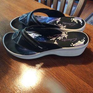 Clark Sandals 8